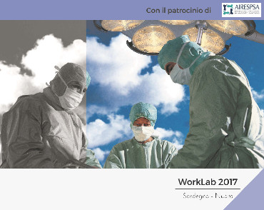 Nuoro, 30 Marzo 17 -worklab Pollution Hospital: SISTEMI INTEGRATI DELLA SICUREZZA IN SALA OPERATORIA